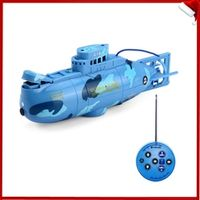 RCTOYCO RC 6 Channels High Speed Remote Control Submarine