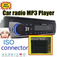 PolarLander 10 PCS From US FR AU Car Radio Stereo Player Bluetooth Phone AUX-IN MP3