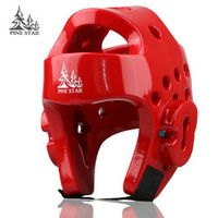 Good quality Taekwondo Helmet Adult kid headgear face Protector fighting Helmet Kickboxing head guard WTF approve Karate Helmets