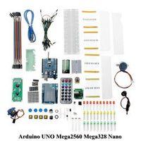 KROAK 96Pcs R3 Project Universal Starter Kit For Arduino /UNO /Mega2560 /Mega328