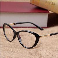 KOTTDO Retro Cat Eye Optical Spectacle Frame Women's