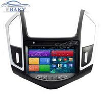 NaviTopia 1024*600 Quad Core 8inch Android 4.4 Car Radio player for Chevrolet Cruze 2015-  with WIFI/Map/GPS Navigation