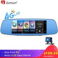 "Junsun A800 Car GPS DVR 7"" Android 4G Bluetooth Full HD 1080P Video Recorder Reaview"