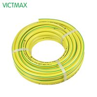 VICTMAX 10m PVC Plastic Hose Tube Water Pipe For Garden