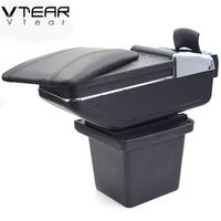 Vtear For Hyundai I30 content box interior car-styling Armrest Storage Center Console