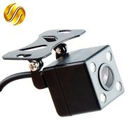 170 Degree 4 LED Night Vision Car Rear View Camera HD Video Waterproof Auto Parking