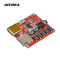 Aiyima 4.1 Bluetooth MP3 Decoding Board 3W Lossless Car Speaker Amplifier Audio