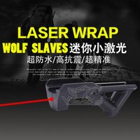 Wolfslaves M4 AFG Tactical Airsoft Gun Accessories Military combat Hunting Gear Rifle