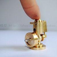Single cylinder steam engine model DIY