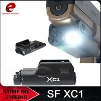 element airsoft Tactical pistol Weapon Flashlight Glock SF XC1 Ultra Compact