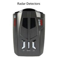 2017 Car Vehicle Radar Detector 360 Degree Anti Car Detector V9 Speed Voice Alert Warning 16 Band Speed Control Detector