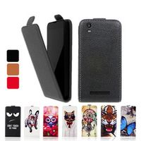Fashion Cartoon Luxury PU Leather Flip Case UP and Down Cover Special phone case for Prestigio Wize N3 NX3 NK3 PSP3527 Duo
