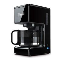 Home intelligent Fully automatic American style Coffee machine Drip type Small Is grinding Ice cream Teapot One machine