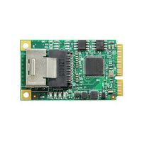 Internal PCI Express 6Gbps Mini PCIe to 4 Ports SATA 3.0 Adapter Controller Expansion Card