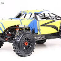 Free Shipping!!! Rovan Baja 260FT with Roll Cage 26CC Engine Walbro668+NGK
