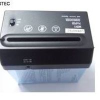 LIZENGTEC Mini Multi-functional USB 4*AAA Two Power Paper Shredder Without Battery