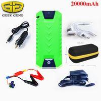 GKFLY Mini Car Jump Starter 20000mAh Emergency 12V Charger For Car Battery