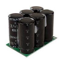 TCXRE 1set Farad Capacitor 2.7V 120F 6pcs ELNA Super With Protection Board