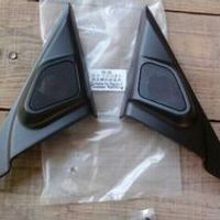 AHHDMCL Car Tweeter Refitting Speaker Boxes Audio Door Angle Gum Special For Mazda