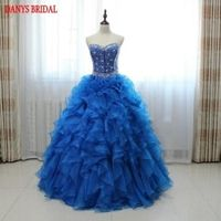 DANYS Bridal Quinceanera Dresses Ball Gown Prom Dresses