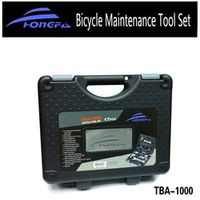 Hongfa Bicycle Repair Tool Kit Professional Bike Box Shop/Home For Shimano Tool Sets