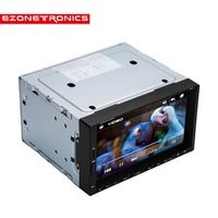 EzoneTronics 2 DIN 7inch screen Support Rear Camera Car Stereo MP4 Player 12V MP5