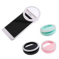 ONLENY Portable Universal Light Mobile Phone Led Selfie Lamp Ring Flash For Iphone