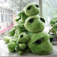 CIKOO Huge Size Tortoise Toy Cute Turtle Plush Pillow