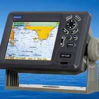 "Matsutec boat GPS navigation equipment 5.6"" Color LCD Marine GPS/SBAS w/ High"