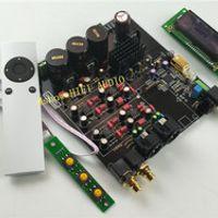 BINYEAE hifi TOP ES9038 ES9038PRO DAC decoder assembled board TCXO 0.1PPM