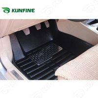KUNFINE 3D car floor mat for TOYOTA HIGHLANDER/EZ mat car foot pad