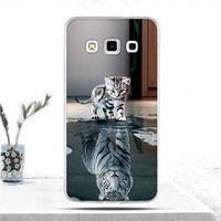XOPIG Bumper Case For Samsung Galaxy A300F Soft TPU Silicone Back Cover for Samsung