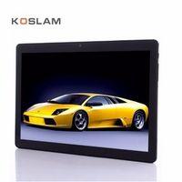 KOSLAM 4G LTD FDD Android 7.0 Tablet PC 10 Inch 1920x1200 Octa Core 2GB RAM 32GB ROM