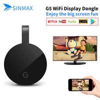 SINMAX TV Stick RK3036 Dual Core 1080P H.265 HDMI Anycast WiFi Wireless Mini Display
