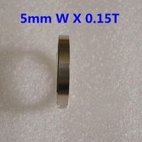 3M 5mm x 0.15 Ni Plate Nickel Strip Tape For Li 18650 18500 Battery Spot Welding