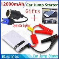 2017 Emergency Starting Device Mini Car Jump Starter Car Charger for Car Battery Booster Buster Power Bank 12V Auto Portable CE
