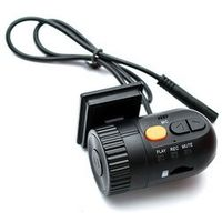 Mini car dvr car camera detector HD 720P 30FPS with 120 degree wide angle lens car camera dvr