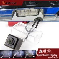 EEMRKE For Peugeot 206 207 307 Sedan 307 SM 407 C4 DS4 CCD HD Car Rear View Camera