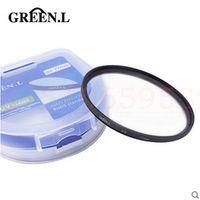 harry good Green.L 77mm Haze uv Ultra-Violet Filter Lens Protector for canon Nikon