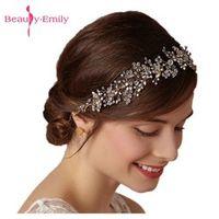 Beauty-Emily Western Crystal Silver Women Korea Style
