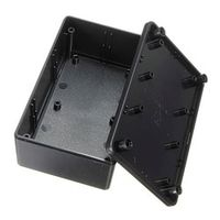 Waterproof ABS Plastic Electronic Enclosure Project Box Black 103x64x40mm Electrical