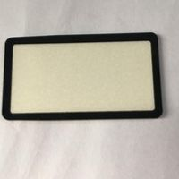 10pcs Top D610 LCD cover for nikon Display Window Glass Cover D610 Small screen Protector Camtera Repair Parts