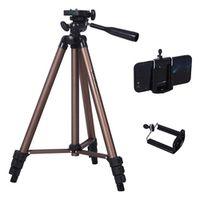 Fotulato Profesional Tripod Stand for Canon Nikon Sony DSLR Camera Camcorder Mini