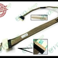 Genuine New Vedio Flex LCD cable for Acer Aspire 7520 7720 17 inch Series - DC02000E100