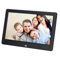 CARPRIE Hillsionly 10-inch high-definition screen digital photo frame slim video