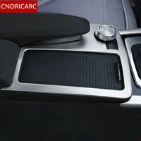 CNORICARC Console Gear Shift Decal Strips For Mercedes Benz C class W204 08-14