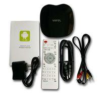 FineFun 1GB/8GB Quad Core Android Smart TV BOX 1080P Media Player HDD Remote Control