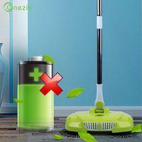 Onezili Cleaning Tools Handheld Sweeper Broom Mops