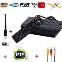 KOQIT DVB-S2 DVB-S HD AC3 Digital Satellite Receiver IPTV TV Tuner Youtbe IKS CS