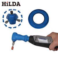 HILDA Dremel Rotary Tools Right Angle Converter For Dremel Abrasive Tools Dremel Accessories For Hilda Dremel